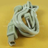 Sewing / Embroidery Machine USB Cord, (6ft or 15ft)