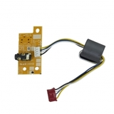 MFFC Foot Control Jack PCB Asssembly, Brother #XF2750101