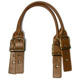 Faux Leather Adjustable Bag Handles