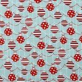 Wilmington, Alphine Christmas Fabric