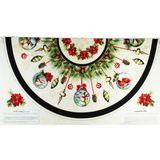 "Wilmington, Woodland Holiday 30""x60"" Fabric Panel"