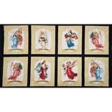 Wilmington, Angel Song Fabric Panel