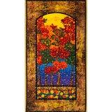 Paintbrush Studio, Changing Seasons Fabric Panel