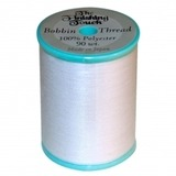 Embroidery Bobbin Thread (90wt), Babylock #BBTE-W