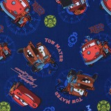 Disney Pixar, Cars Allover Fabric