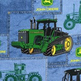 John Deere, Denim Patch Fabric