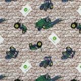 John Deere, Tractor Toss Fabric