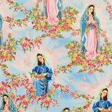 Timeless Treasures, Our Lady of Guadalupe, Fabric