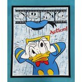 Springs Creative, Donald Duck Action Fabric Panel