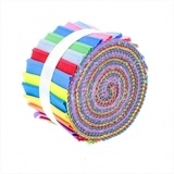 Supreme Solids Bright Fabric Roll, Gallery Rolls