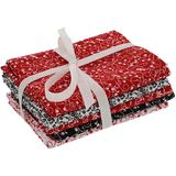 Classic Collection 5pk Fat Quarter Fabric Bundle