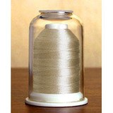Hemingworth Embroidery Thread - Silver Lining (1,000m)