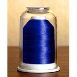 Hemingworth Embroidery Thread - Royal Blue (1,000m)