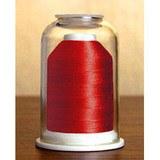 Hemingworth Embroidery Thread - Raspberry Red (1,000m)