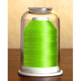 Hemingworth Embroidery Thread - Neon Green (1,000m)