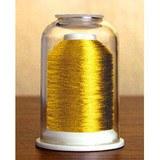 Hemingworth Metallic Thread - Dark Gold (700m)