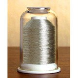 Hemingworth Metallic Thread - Pewter (700m)