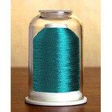 Hemingworth Metallic Thread - Blue Topaz (700m)