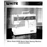 Instruction Manual, White W450