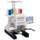 Janome MB-7 Seven Needle Embroidery Machine