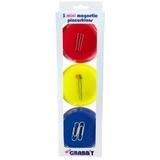Mini Grabbit Magnetic Pin Cushions - 3pk