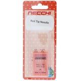 Red Tip Needle 15x1 (5pk), Necchi #NE990314000