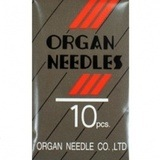 Needles, Organ Type 15X1SP (10pk)