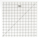 "Olfa Frosted Ruler, 12.5"" Square"
