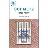 Ball Point Needles, Schmetz (5 Pack)