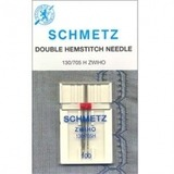 Double Hemstitch Needle, Schmetz (1pk)