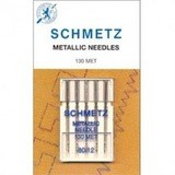 Metallic Needles, Schmetz (5 Pack)