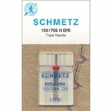 Triple Needle, Schmetz (1 pk)