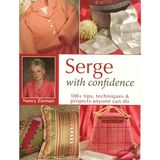 Serge with Confidence by Nancy Zieman #CFSE