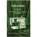 Instruction Manual, Singer 466