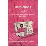 Instruction Manual, Singer 478