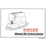 Instruction Manual, Singer 7350