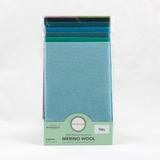 "Sue Spargo, Merino Wool Felt Packs (7"" x 4-1/2"")"