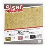 Siser 6pk Heat Transfer Vinyl (11.8in x 12in) - Glitter