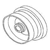 Handwheel, Juki #11071362