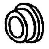 Handwheel Cap, Riccar #11918