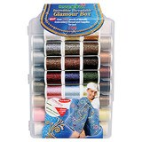 Madeira Glamour Incredible Threadable Box - 40 Spools