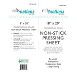 "Non-Stick Pressing Sheet 18""x 20"", Nifty Notions"