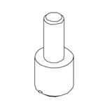 Base Plate Adjustment Screw, Singer #416154601