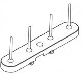 Thread Stand w/ Pins, Viking #416374701