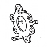 Clutch Spring, Janome #650068009