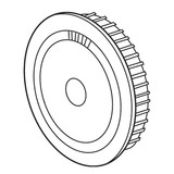 Belt Wheel, Janome #756018005