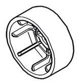 Handwheel, Singer #76494