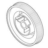 Belt Wheel, Janome #799060005