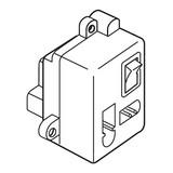 Machine Socket Unit for USA, Janome #845503001