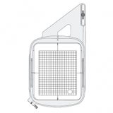 """Embroidery Hoop (Unit) 6.69"""" X 7.87"""", Janome #861803509"""